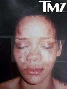 Rihanna pestata