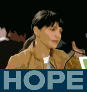 Debora Serracchiani: HOPE o TOPOS?